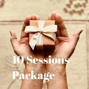 Item #5~10 Sessions Package (kid)